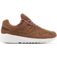 Skor Herr Sneakers Saucony Grid 8500 HT S70390-2 brown