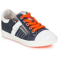 Skor Pojkar Sneakers GBB MAXANCE Marin / vit