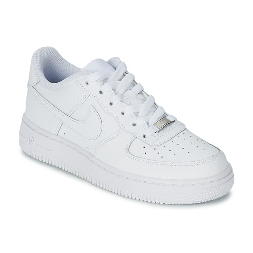 Skor Barn Sneakers Nike AIR FORCE 1 Vit