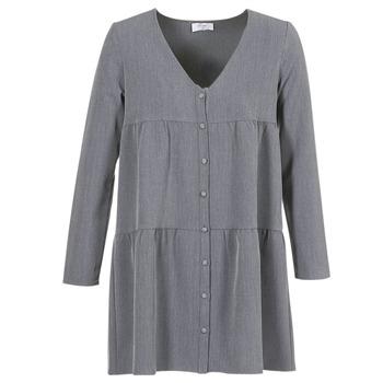 textil Dam Korta klänningar Betty London JOGURET Grå