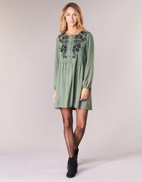 textil Dam Korta klänningar Betty London JARAZA Kaki