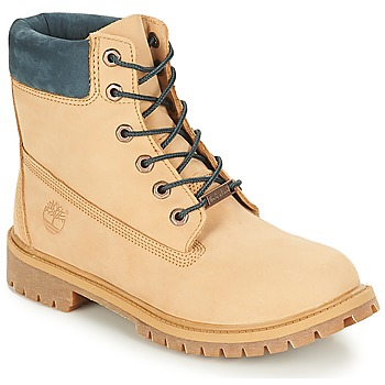 Skor Barn Boots Timberland 6 In Premium WP Boot Coffee