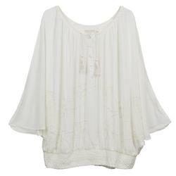 textil Dam Blusar Cream DREY Benvit