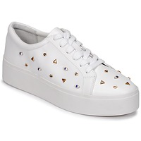 Skor Dam Sneakers Katy Perry THE DYLAN Vit