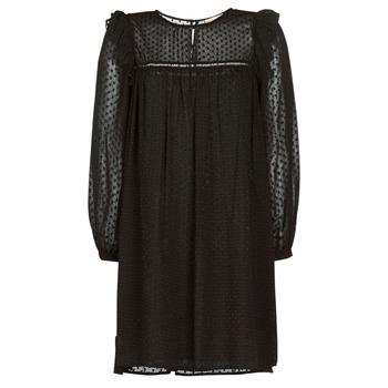 textil Dam Korta klänningar Moony Mood BREYAT Svart