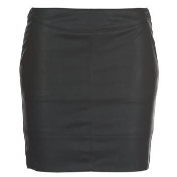 textil Dam kjolar Only ONLBASE Svart