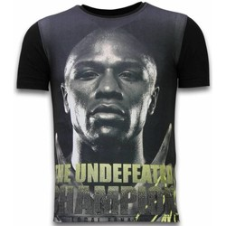 textil Herr T-shirts Local Fanatic The Undefeated Rhinestone Z Svart