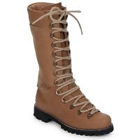 Skor Dam Boots Swamp STIVALE LACCI Brun / Ljus