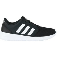 Skor Dam Sneakers adidas Originals Cloudfoam QT Racer Vit,Svarta