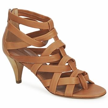 sandaler Sigerson Morrison CARNICIA Tan (mellanbrun) 350x350