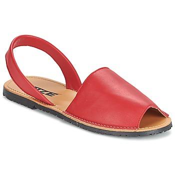 Skor Dam Sandaler So Size LOJA Röd