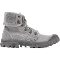 Skor Herr Höga sneakers Palladium Baggy Titanium High Rise 02478-066-M grey