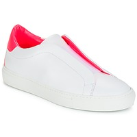 Skor Dam Sneakers KLOM KISS Vit / Rosa