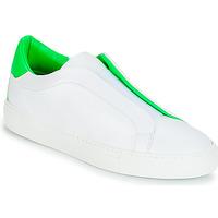 Skor Dam Sneakers KLOM KISS Vit / Grön