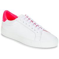 Skor Dam Sneakers KLOM KEEP Vit / Rosa