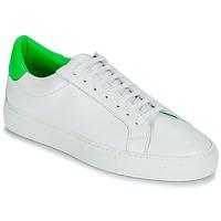Skor Dam Sneakers KLOM KEEP Vit / Grön