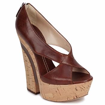 sandaler Casadei ELEANORE Kastanj 350x350