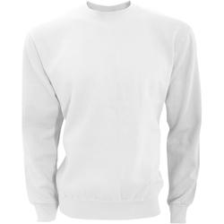 textil Herr Sweatshirts Sg SG20 Vit