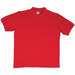 textil Herr T-shirts Sg SG50 Röd