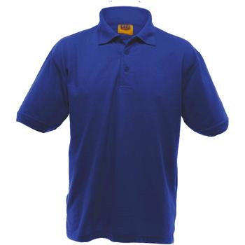 textil Herr Kortärmade pikétröjor Ultimate Clothing Collection UCC004 Kungliga