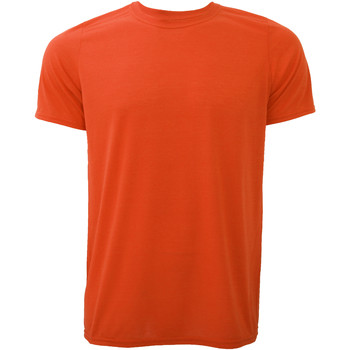 textil Herr T-shirts Gildan 42000 Orange