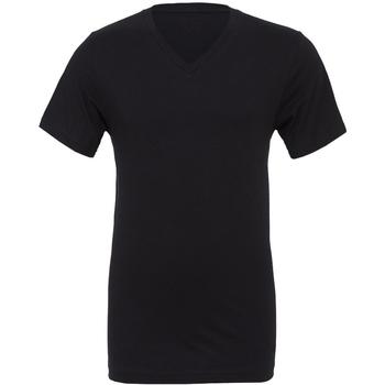 textil Herr T-shirts Bella + Canvas CA3005 Svart