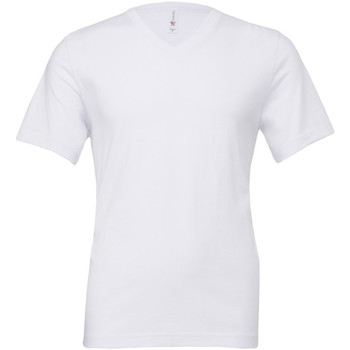 textil Herr T-shirts Bella + Canvas CA3005 Vit