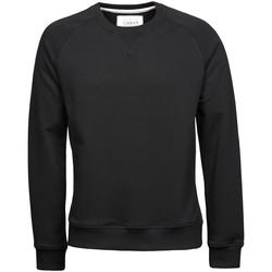 textil Herr Sweatshirts Tee Jays TJ5400 Svart