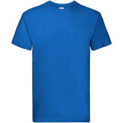 textil Pojkar T-shirts Fruit Of The Loom 61044 Kungliga