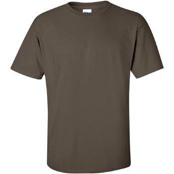 textil Herr T-shirts Gildan Ultra Olive
