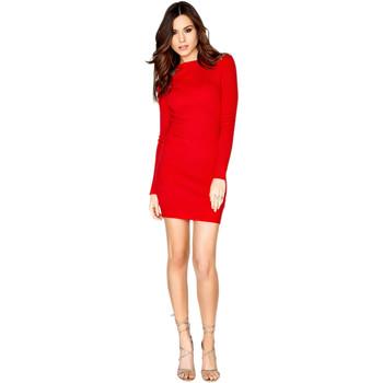 textil Dam Korta klänningar Girls On Film  Röd