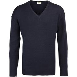 textil Herr Tröjor Rty Workwear RT021 Marinblått