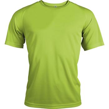 textil Herr T-shirts Kariban Proact PA438 Lime