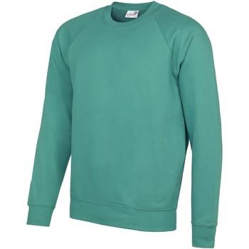 textil Herr Sweatshirts Awdis AC001 Smaragd