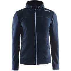 textil Herr Sweatshirts Craft CT040 Marinblått