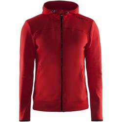 textil Herr Vindjackor Craft CT040 Röd