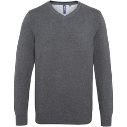 textil Herr Tröjor Asquith & Fox AQ042 Kol