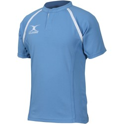 textil Herr T-shirts Gilbert GI001 Sky