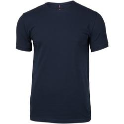 textil Herr T-shirts Nimbus Danbury Marinblått