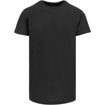 textil Herr T-shirts Build Your Brand Shaped Svart