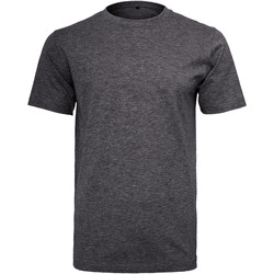 textil Herr T-shirts Build Your Brand Round Neck Kol