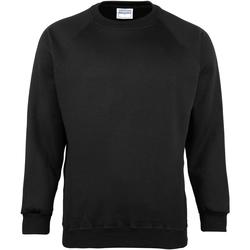 textil Herr Sweatshirts Maddins MD01M Svart