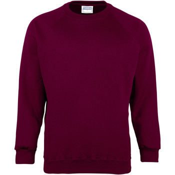 textil Herr Sweatshirts Maddins MD01M Bourgogne