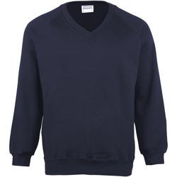 textil Herr Sweatshirts Maddins MD02M Marinblått