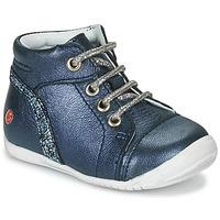 Skor Flickor Boots GBB ROSEMARIE Blå