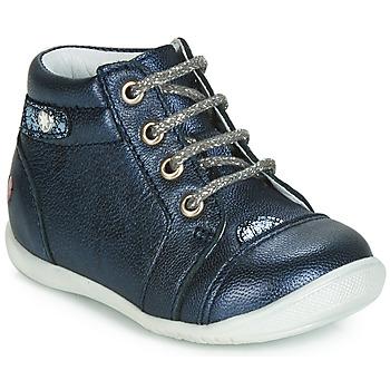 Skor Flickor Höga sneakers GBB NICOLE Marin
