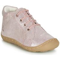 Skor Flickor Höga sneakers GBB VEDOFA Rosa