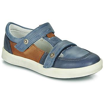 Skor Pojkar Sneakers GBB VARNO Blå