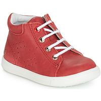 Skor Pojkar Höga sneakers GBB FOLLIO Röd