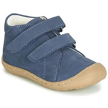 Skor Pojkar Höga sneakers GBB MAGAZA Blå